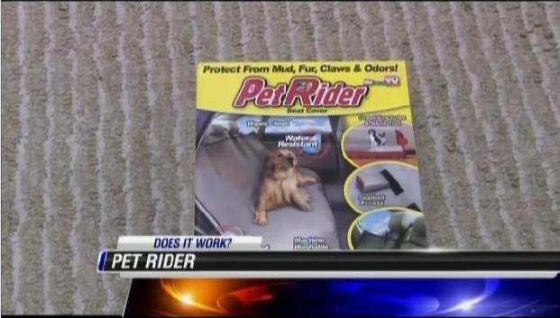 Pet Rider Seat Cover Pet Rider Car Seat Cover